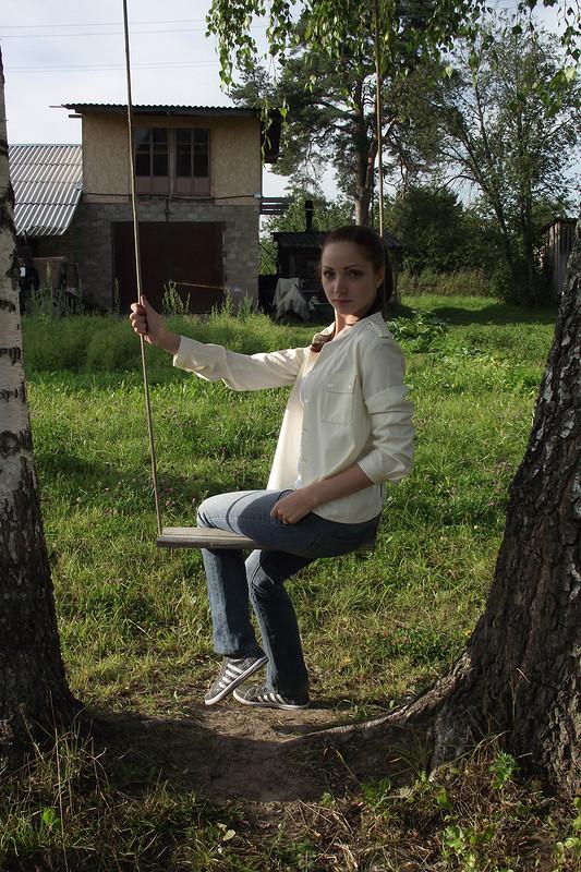 Рубашка от Кристинка Лебедева