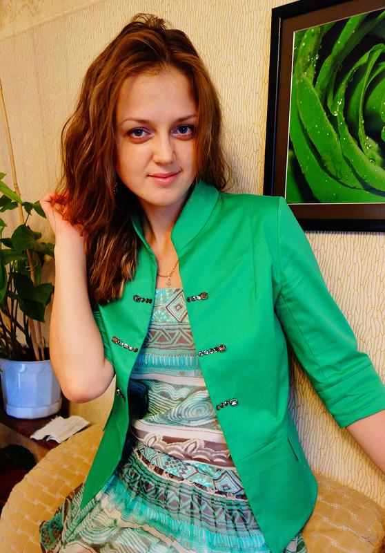Жакет от OLGA RYCHKOVA