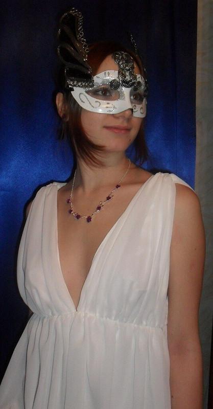 Греческая богиня от Кристинка Лебедева