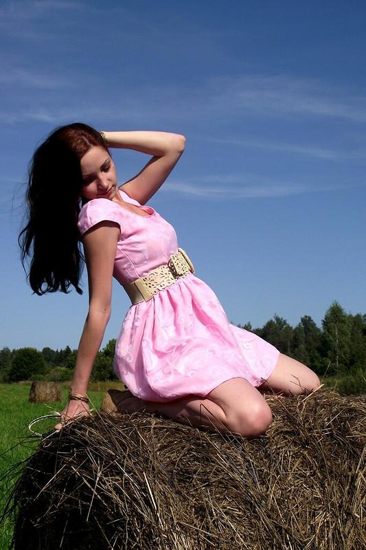 Платье дляпринцессы)) от Кристинка Лебедева