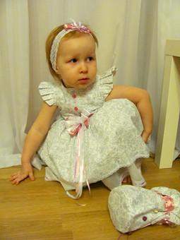 Работа с названием Платье на День рождения.