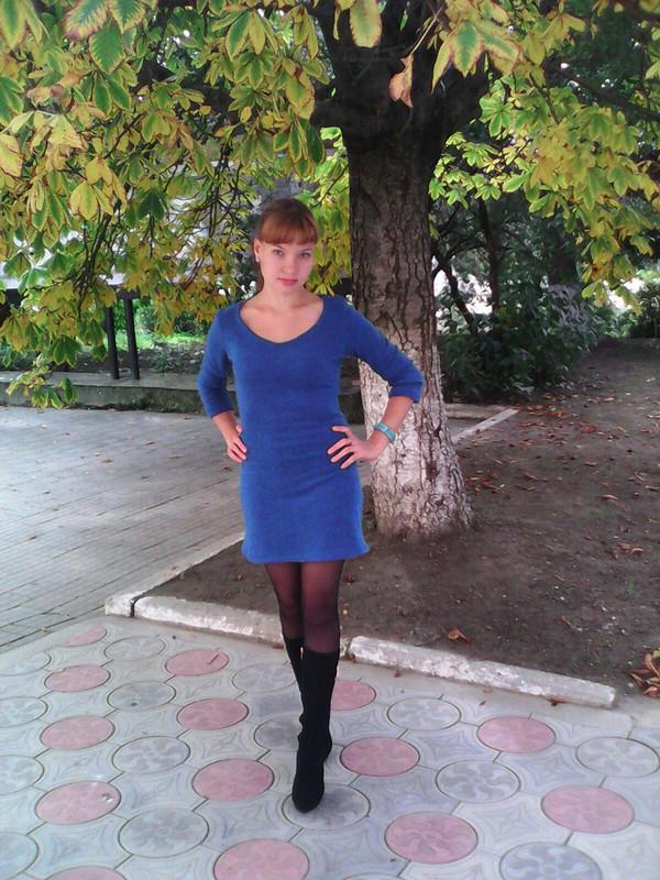 Синее наосень! от Светлана-Лана