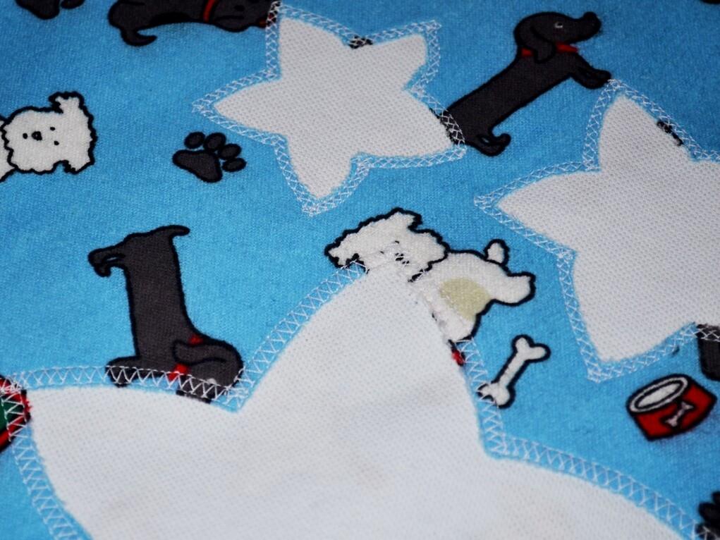 Пижамки байковые 2шт. от Verevochca