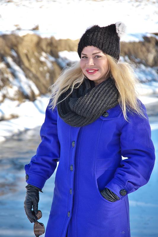 Зимний ультрамарин