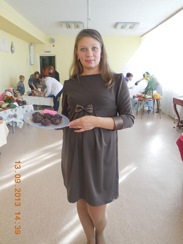 Платье надвоих :)