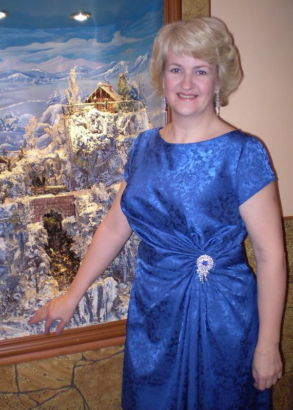 Мое платье навечеринку