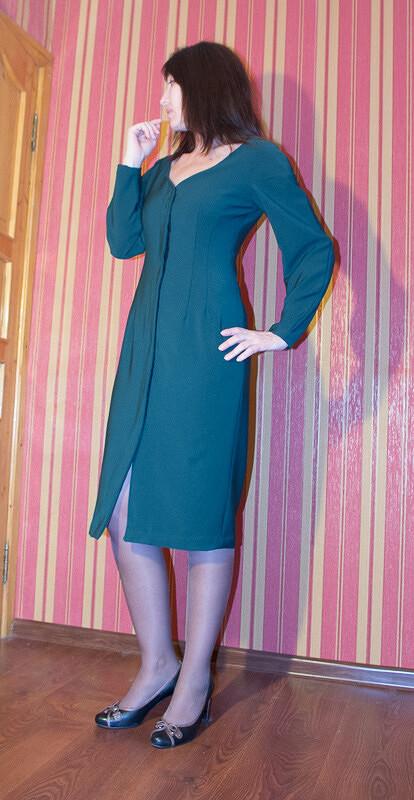 Платье - утонченность от OlgaLar
