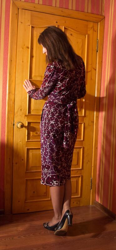 Платье - знакомство