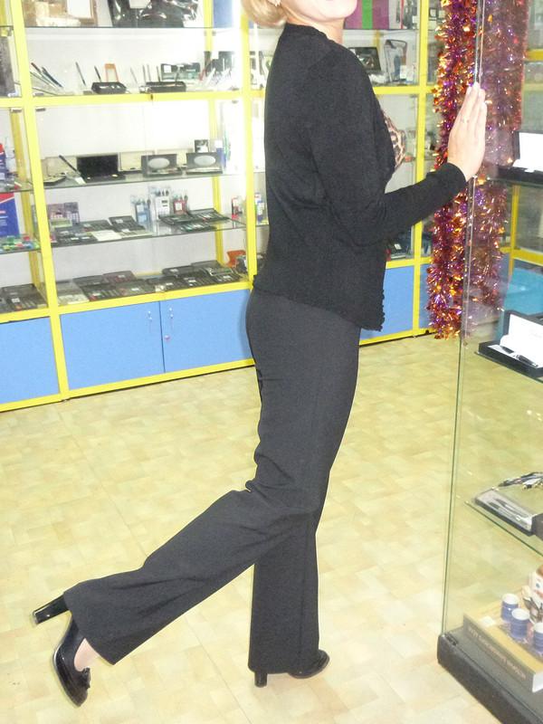Проблемные брюки