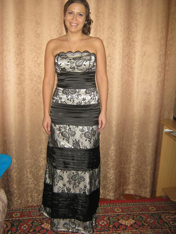Концертное платье.