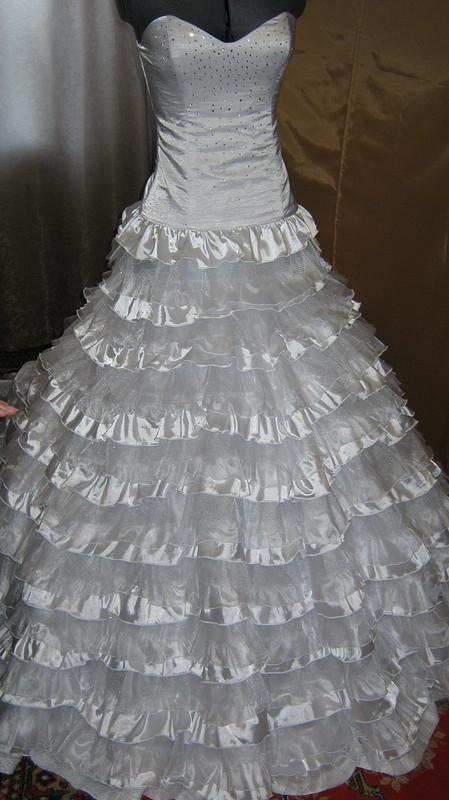 Свадебное платье дляподруги.... от Санечка30