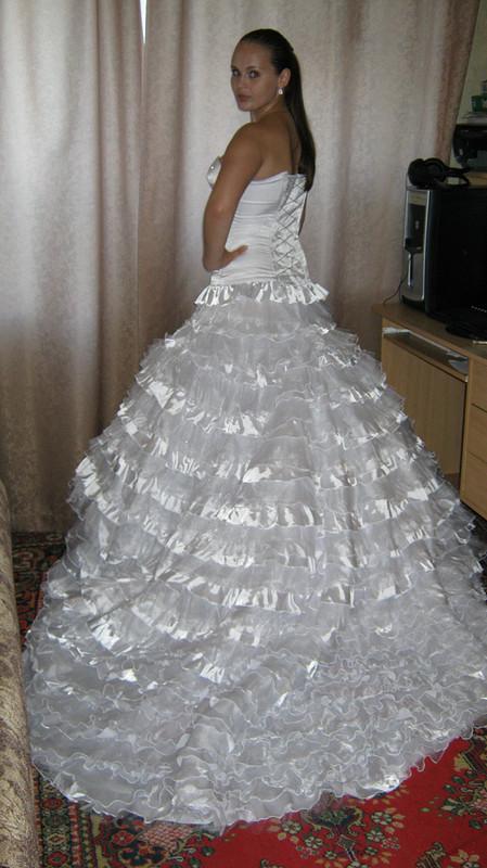 Свадебное платье дляподруги....