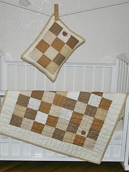 Работа с названием Одеялко,наволочка и подушка для малыша.