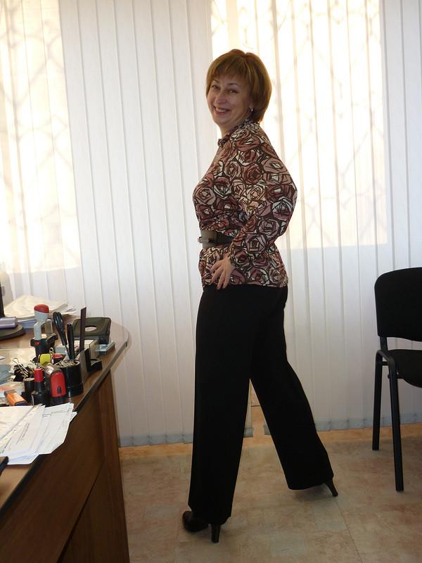 Случайная блузка