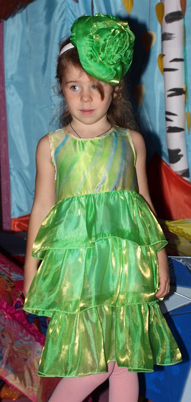 Платье капусты от alessa