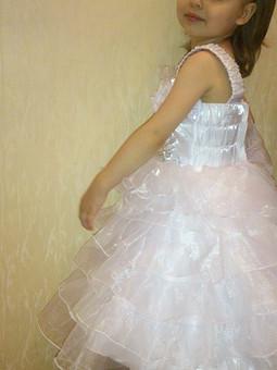 Работа с названием Платье для моей принцессы