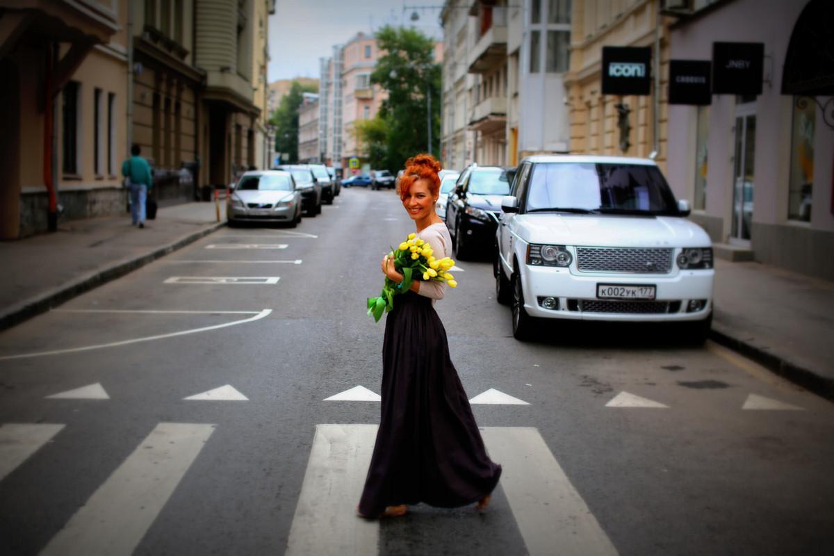 любимая юбка от Вера Волхонская