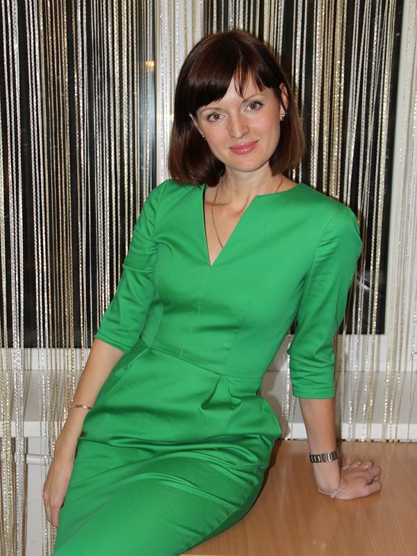 очередное зеленое от Елена 1980