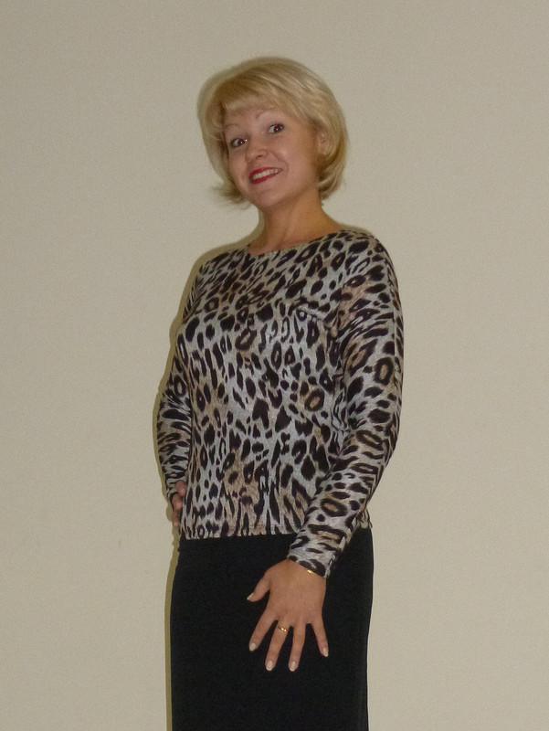 Мышиный леопардик от YanaYa