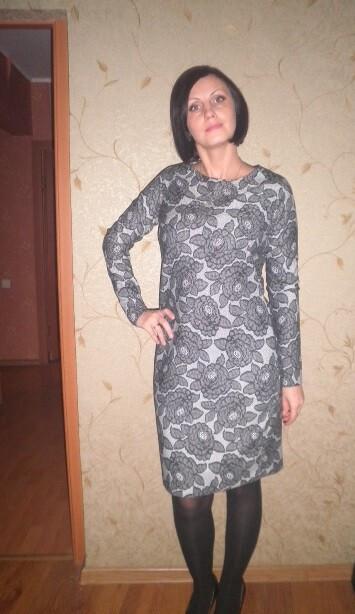 Мой реглан от Sibiria