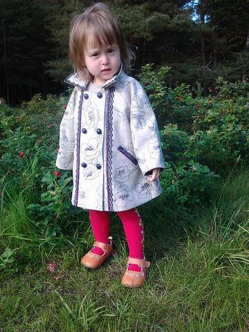 пальто длямалышки от margo29safi