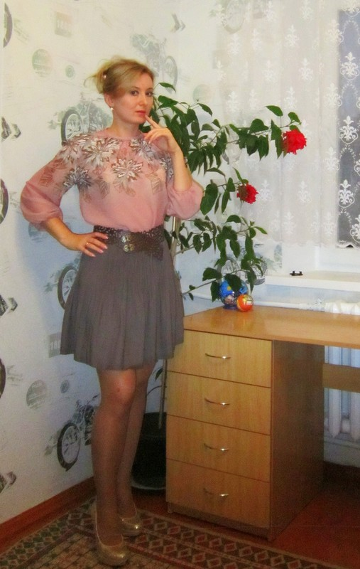 Розовое облако от Ольга Флёлли