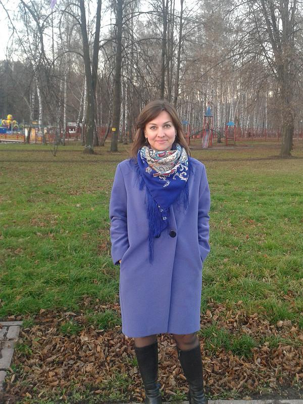 Пальто от Ирина  Веретенникова