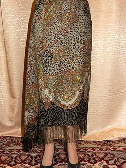 Работа с названием ассиметричная юбка