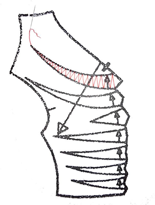 «Скелет» вшкафу от Наталья  clarte