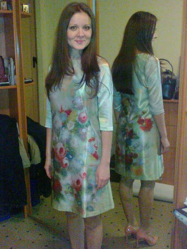 Платье вТренде...