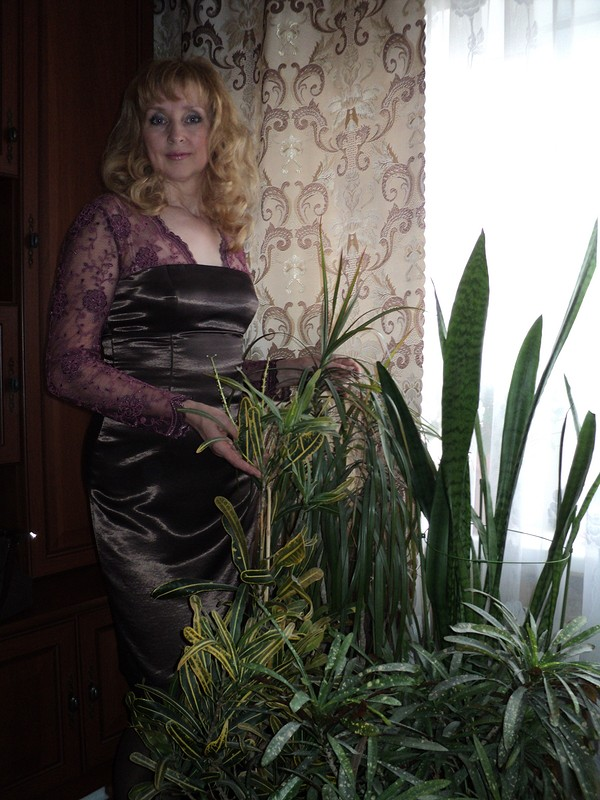 Вечернее платье от luba_ne63