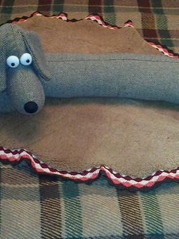 Работа с названием коврик из цигейки для животных