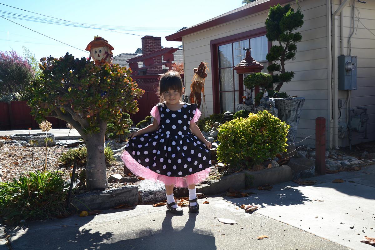 Детское платьице от Lizanika