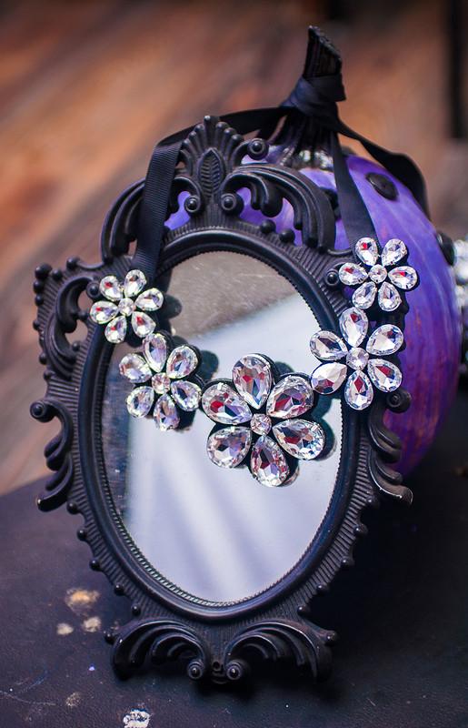 Малиново-цветочное настроение