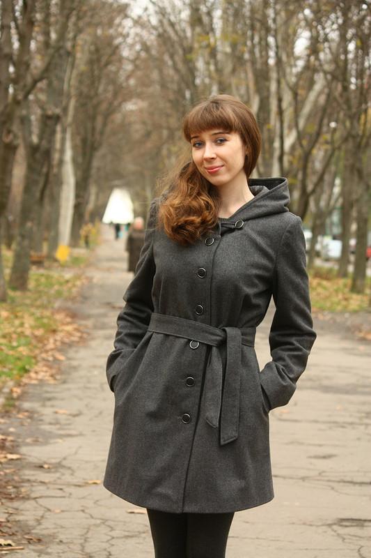Мое первое пальто от Angelina2208
