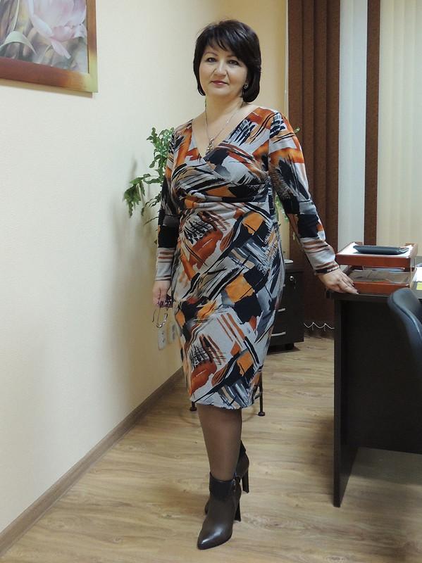 Удобное платье. от Елена_71