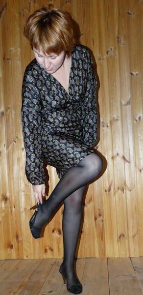 «Старушечье» платье. от Pravdinka