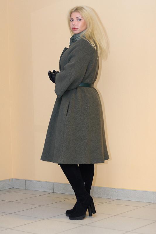 Пальто - каприз от YliaM