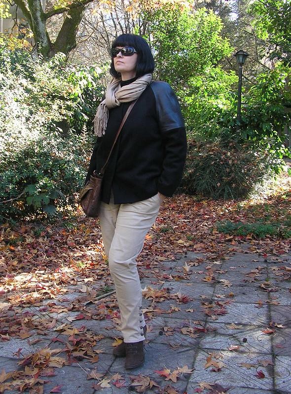 Осенняя куртка от ЯGoodина