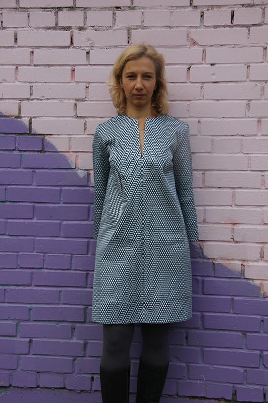 Трендовая рябь или одноразовое платье