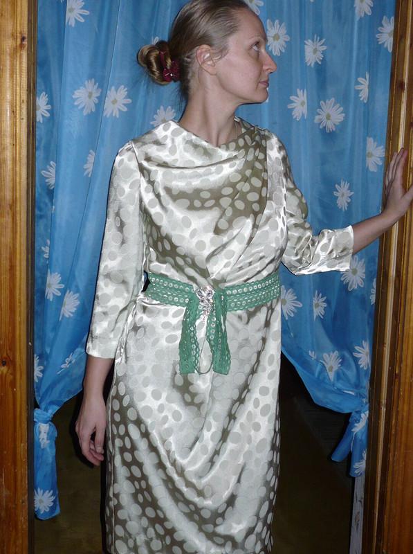 Шоковое платье от natalisorel