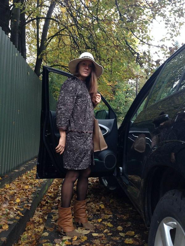 Каракулевое пальто от Sandra83