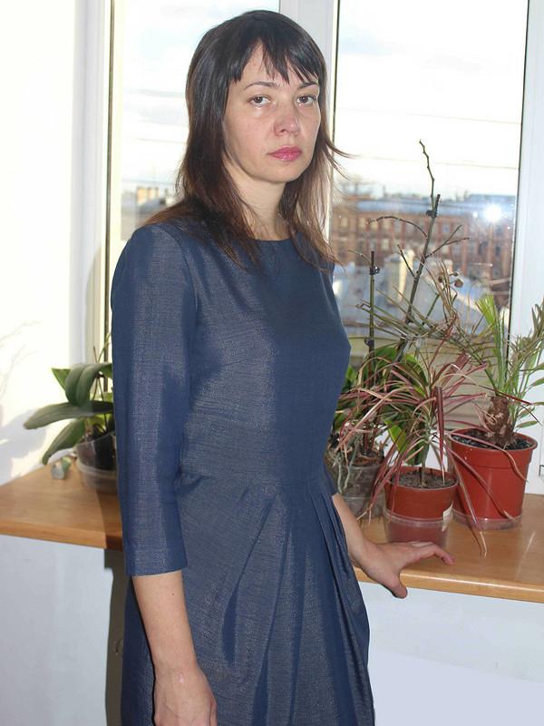 Универсальное офисное платье от stitcher