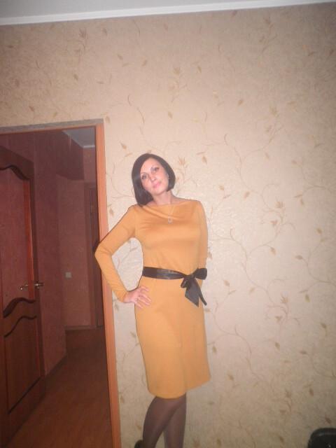 Горчичное платье от Sibiria