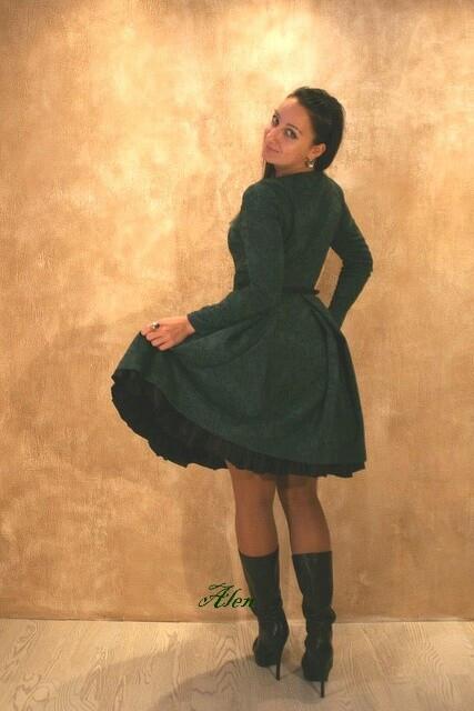 Платье Поклон Диору от iskushenie