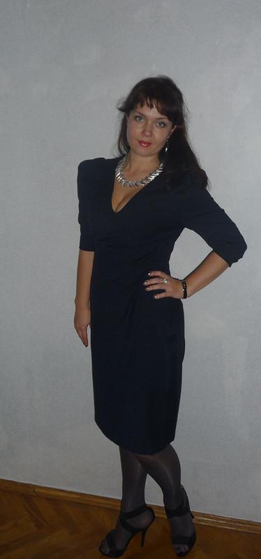 Платье от MarinaFranchuk
