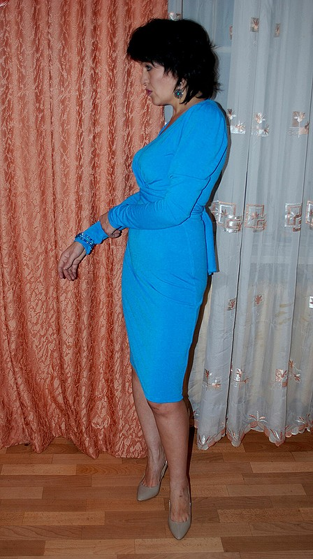Платье от natusssssik