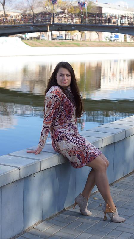 Платье....и голуби) от olgapoluektova_style