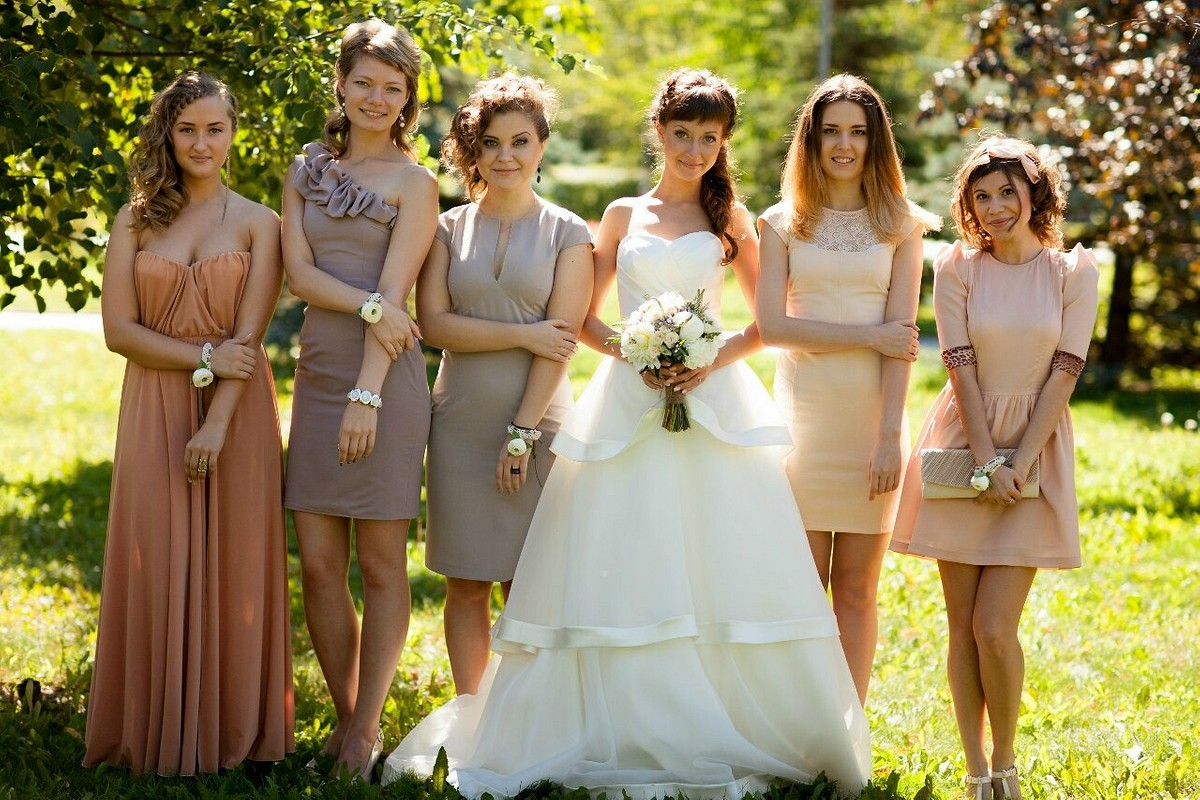 Подружка невесты Натали! от Юлия Морозова
