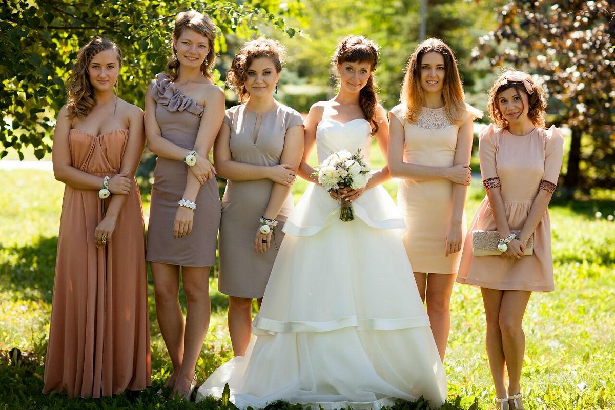 Подружка невесты Екатерина! от Юлия Морозова